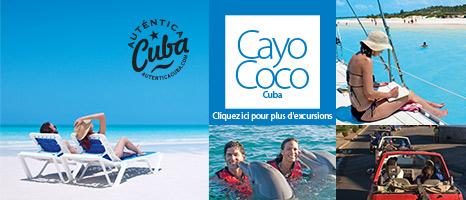 Excursions à Cayo Coco