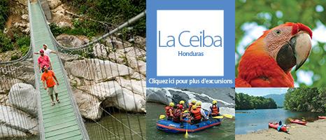 Excursions à La Ceiba
