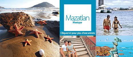 Mazatlan Mexique - Cliquez ici pour plus d'excursions