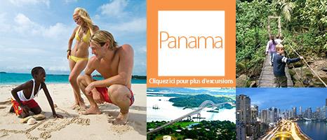 Panama - Cliquez ici pour plus d'excursions