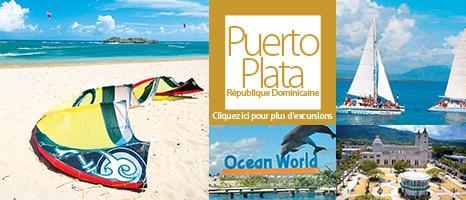 Excursions à Puerto Plata