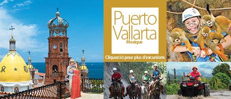 Puerto Vallarta - Cliquez ici pour plus d'excursions