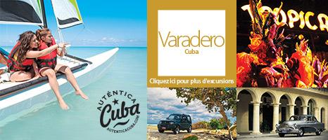 Excursions à Varadero