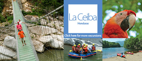 La Ceiba excursions